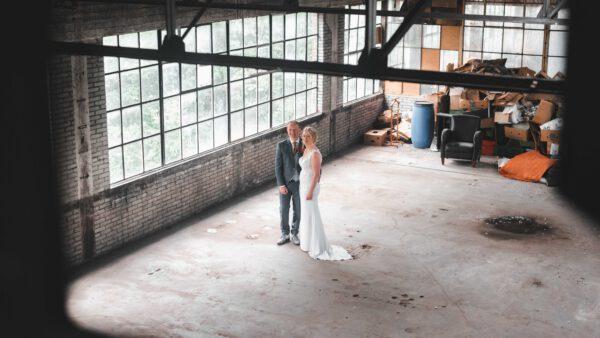 Bruiloft Bart & Kirsten